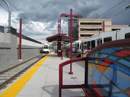 light rail w line w light rail line opens to golden the pioneer business reviewthe