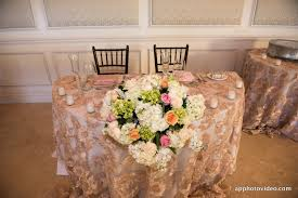 bride and groom sweetheart table sweetheart table for our bride groom at the addison in boca raton