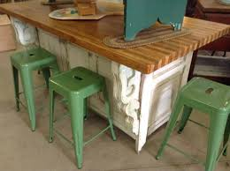 kitchen island corbels one of a kind kitchen island made from old doors trim corbels and