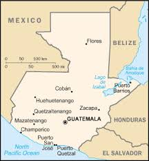 map of guatemala cities list of airports in guatemala