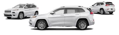 jeep white cherokee 2017 2017 jeep cherokee overland 4dr suv research groovecar