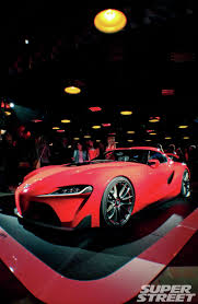 Toyota Ft 1 Engine Toyota Ft 1 Party It U0027s A Party An Ft 1 Party