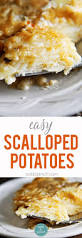 thanksgiving scalloped potatoes scalloped potatoes recipe add a pinch