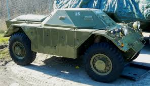 civilian armored vehicles harold a skaarup author of shelldrake