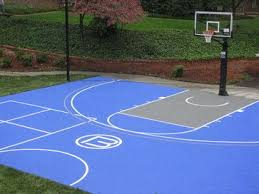 Backyard Sports Court by 125 Best Sport Court Images On Pinterest Backyard Basketball