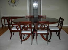 Duncan Phyfe Dining Table Worth by Duncan Phyfe Chairs For Sale Wpztinfo