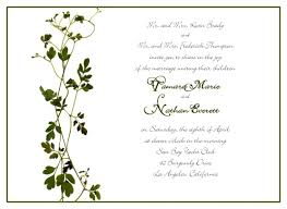 wedding ceremony invitation wording card template wedding ceremony invitation wording card