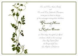 wedding ceremony invitation wording wedding ceremony invitation