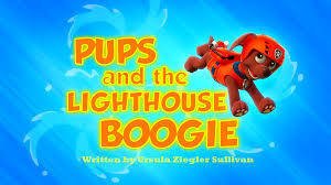 pups lighthouse boogie paw patrol wiki fandom powered