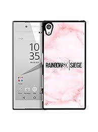 siege sony present for sony z5 cell phone tom clancy s rainbow