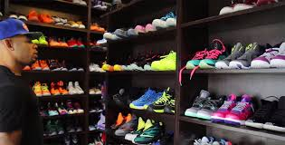 the 15 best celebrity sneaker closets via sole collector size blog