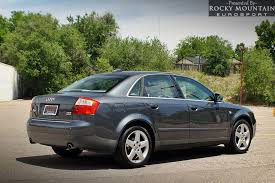 2004 Audi A4 Interior 2004 Audi A4 3 0 Quattro Leather Interior Moonroof Heated Seats