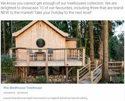 A top 10 Treehouse  The Yurt Retreat