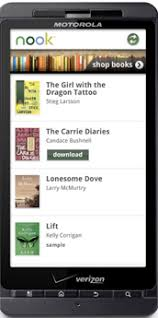 nook for android nook for android updated to 2 4 brings highlighting note taking