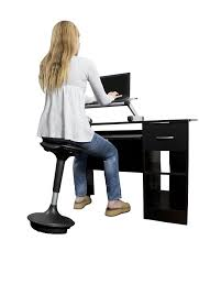 Picture Of Student Sitting At Desk by Amazon Com Uncaged Ergonomics Wobble Stool Adjustable Chair