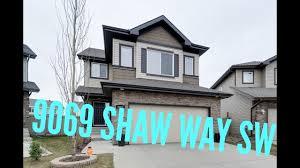 luxury homes edmonton edmonton real estate 9069 shaw way sw fields of summerside