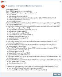 discord javascript error windows installer errors discord