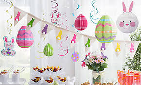 happy easter decorations easter hanging decorations easter