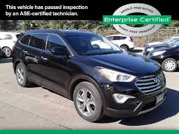 used hyundai santa fe for sale in seattle wa edmunds