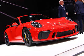 new porsche 911 gt3 new 2018 porsche 911 gt3 is the purist u0027s track weapon autoguide