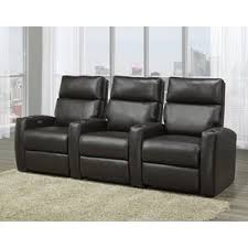 Home Theater Sofa by Individual Theater Seating You U0027ll Love Wayfair