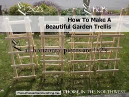 28 how to make garden trellis pics photos how to build a garden