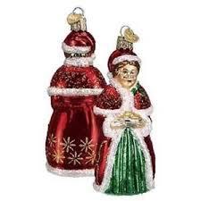santa claus ornaments ebay