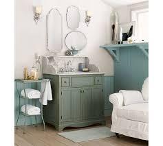 bathroom frameless mirrors eleanor frameless mirrors pottery barn