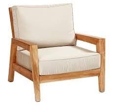 canapé teck jardin fauteuil contemporain en teck de jardin stafford by