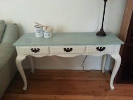 Cottage Sofa Table Queen Anne Sofa Table Foter