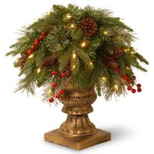 national tree company 2 ft colonial porch artificial bush with