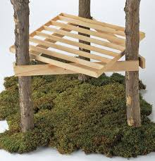 How To Find Blueprints Of Your House How To Make A Simple Treehouse Hope Grandma Can Make This My