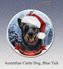 australian cattle ornament made in the usa
