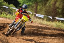 suzuki motocross bike suzuki set for international dirt bike show