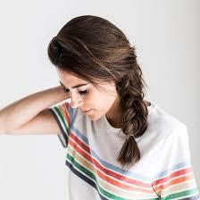 Kurzhaarfrisuren Zopf by Einfache Frisuren 5 Schnelle Frisuren Für Ungewaschene Haare