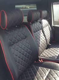 Custom Car Bench Seats Our Client Stuart Recently Purchased A Set Of Black And Red