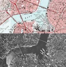Williamsburg Brooklyn Map Eyeballing The New York City Bridges And Tunnels