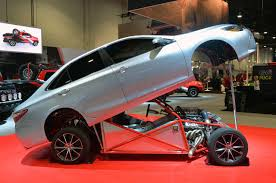 google toyota this boring toyota camry produces 850 hp pakwheels blog