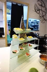buffet cuisine design ผลไม ร าน kitsune shabu sushi buffet wongnai