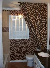 Zebra Bathroom Decorating Ideas 189 Best My Home Zebra Print For My House And For