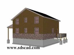 2 story cabin plans story cabin with loft free house plan reviews