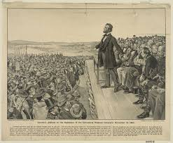 civil war november 1863 gettysburg address national