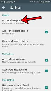 how to turn auto update on android how to enable automatic app updates in android marshmallow solve