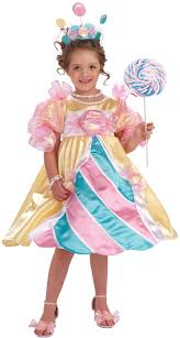 candy costumes deluxe candy princess costume costume craze