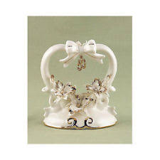 50th wedding anniversary cake toppers hortense b hewitt 32638 50th anniversary porcelain cake top ebay