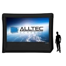 outdoor projector screens for movie night free shipping