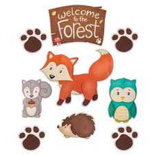 cut outs woodland party cut outs hobby lobby 1010578