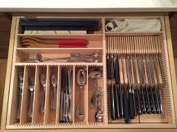 classic custom maple drawer organizer inserts