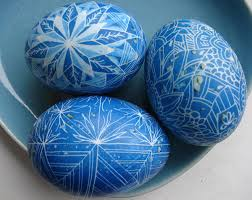 blue easter eggs 20 best easter egg designs ideas that you can try in 2016