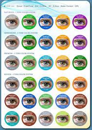 50 colors freshtone colored contact lenses eyes korea